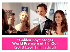 """Golden Boy"" Stages World Premiere at FilmOut"
