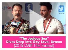 """The Jealous Sea"" Dives Deep Into Gay Love, Drama"