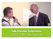 Tab Hunter Interview FilmOut LGBT Film Festival