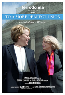 To A More Perfect Union