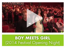 Crowd Goes Wild at 2014 FilmOut San Diego Opening Night