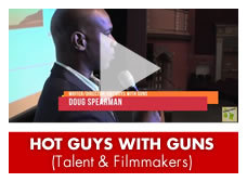Hot Guys with Guns at FilmOut